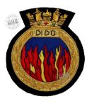 DIDO - Blazer Badge~OFFICIALLY LICENCED PRODUCT